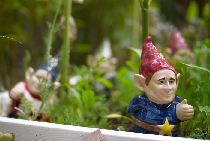 thumbs up, gnome